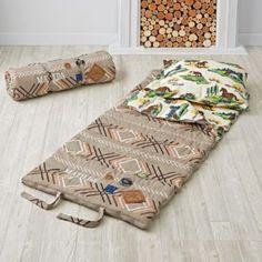 Great Indoors Sleeping Bag (Grey)
