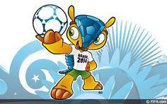 VIDEO: conoce a la mascota del Mundial Brasil 2014