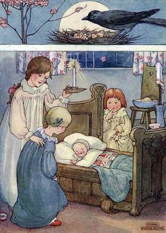 Illustrations divers - Enfants