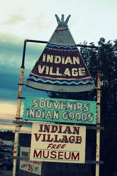 Indian Village, Sault Ste Marie MI