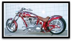 Toxic Choppers Custom Motorcycle Builders, Motorcycle Companies, Custom Trikes, Custom Choppers, Motorcycle Art, Vintage Bikes, Wasp, Cars And Motorcycles, Cool Cars