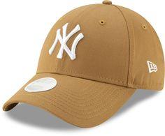 NY Yankees Womens New Era 940 League Essential Baseball Cap – lovemycap New  Era 9forty 41811e7d22c2