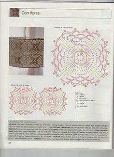 Crochet sólo con paso a paso o video (pág. 53) | Aprender manualidades es facilisimo.com