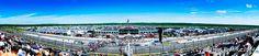 Pocono Raceway Panorama | Images & Nevermore   #whatturn4 #nascar #pocono #itsmyturn #photoblog #poconoraceway #panorama
