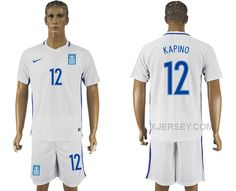 http://www.xjersey.com/201617-greece-12-kapino-home-soccer-jersey.html Only$35.00 2016-17 GREECE 12 KAPINO HOME SOCCER JERSEY Free Shipping!