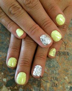 Une touche de rose: blog mode, photos, beauté, DIY, voyage, déco, cuisine: Sparkling Nails :: DIY