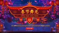 """Check out this @Behance project: """"Dancing Dragon Spring Festival"""" https://www.behance.net/gallery/46820029/Dancing-Dragon-Spring-Festival"""