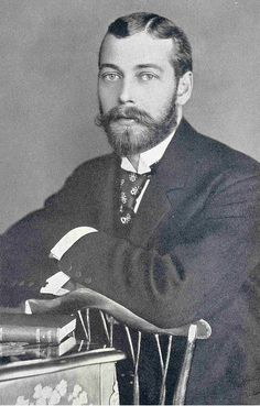 """King George V:  """"As a result of the First World War (1914–18), most other European empires fell while the British Empire expanded to its greatest effective extent. In 1917, George became the first monarch of the House of Windsor, which he renamed from the House of Saxe-Coburg and Gotha as a result of anti-German public sentiment."""" wikipedia"""