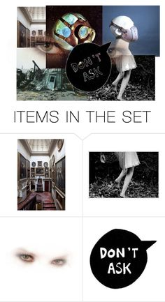 """//don't ask//"" by wibbly-wobbly-timey-wimey-dork on Polyvore featuring art"