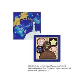 メリーチョコレート 星の王子さま アソートチョコレート 44g(6個入)