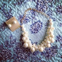 simple, classy, chic pearls