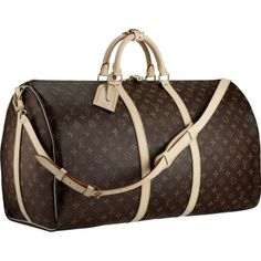 Louis Vuitton Keepall 60 With Shoulder Strap ,Only For $231.99,Plz Repin ,Thanks.