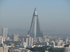 """Hotel of Doom"" North Korea, has been in the making for almost 30 years, set to open soon."