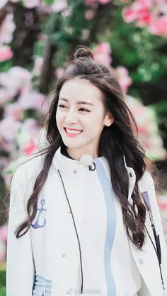 Dilraba in Keep Running Man Korean Beauty, Asian Beauty, Asian Celebrities, Celebs, Star Fashion, Girl Fashion, E Motion, Female Actresses, Chinese Actress