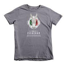 Issachar (W) Short Sleeve Kids T-Shirt
