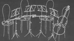 keith tippet string quartett - YouTube