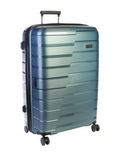Step on board in style with the new Cellini Microlite Check-in Case which is available in Electric Blue, Charcoal, Gold and Black. Trolley Case, Carry On Luggage, Electric Blue, Bags, Purses, Hand Carry Luggage, Taschen, Totes, Hand Bags