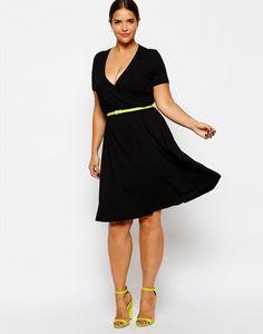 27 Fabulous Plus Size Little Black Dresses Under $50   Posts, 50 ...