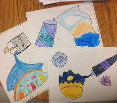 Mrs. Knight's Smartest Artists: Sub plan: while I was away at NAEA...