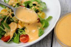 Ezersziget salátaöntet recept