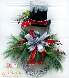 Learn how to make grapevine Christmas wreaths for front door that are easy and simple. Most of the supplies can be bought at your local dollar store for these awesome rustic Christmas decor ideas. Grapevine Christmas, Christmas Wreaths For Front Door, Christmas Door Decorations, Christmas Arrangements, Outdoor Christmas, Holiday Wreaths, Simple Christmas, Handmade Christmas, Christmas Holidays