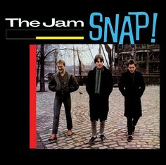 Snap! by The Jam (1983)