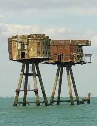 maunsell sea forts mersey - Google Search