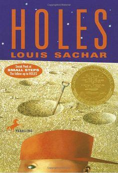 Holes (A Yearling Book): Louis Sachar, Vladimir Radunsky, Bagram Ibatoulline: 9780440414803: Amazon.com: Books