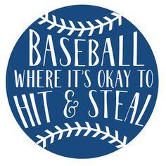 Baseball Tips, Baseball Crafts, Baseball Quotes, Baseball Mom, Baseball Shirts, Baseball Stuff, Baseball Season, Baseball Phrases, Spikes Baseball
