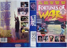 FORTUNES of WAR (MCEG STERLING, 1994), PAL VHS, TRIUMPH HOME VIDEO, COLUMBIA TRISTAR, wanderlust, viaggiare, travel fashion girls, stile anni '60, Anna MOUGLALIS, Mira AROYO, Ladytron, Dylana SUAREZ, #NatalieoffDuty, Natalie off Duty, Natalie LIM SUAREZ, Marni, January 23, 2017, muse, omaggi, ispirazione, ragazze alternative, indie scene, fashion blogger style, arte femminista, fashion photography, hair and makeup, hippie bohemian, fashion model poses, moda zingara, #Gamergate & boyish girl