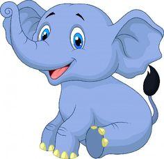 Big Baby Elephant
