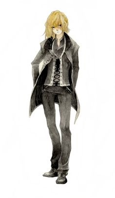 "Mello from ""Death Note.""  Like the outfit in this un!"