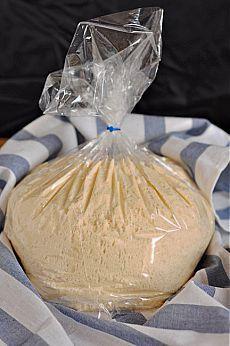 Универсальное дрожжевое тесто и изделия из него.