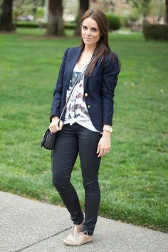 Leather Pants cute #toppants #duongdayslook #LeatherPants #Leather #Pants #newfashion    www.2dayslook.com
