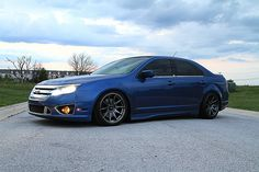 custom ford fusion - Google Search