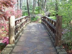 Garvan Gardens, Hot Springs, Arkansas, USA