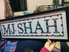 #nameplate #order #happyness #loveforQuilling