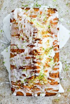 Coconut-Lime Bread | www.floatingkitchen.net