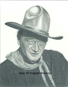 Drawing: The Duke