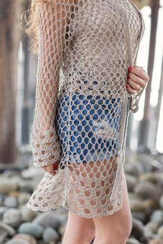 Matsu Cardi Crochet Pattern | InterweaveStore.com
