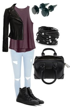 """""""Untitled #105"""" by emma-martin123 on Polyvore featuring River Island, RVCA, Converse, Givenchy, Chico's, women's clothing, women's fashion, women, female and woman"""