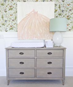 Meet interior designer Shea McGee and get a glimpse of her gorgeous work! #nursery