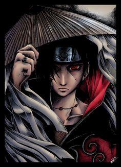 Itachi Uchiha (Character) - Comic Vine