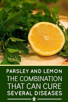 Parsley is a Mediterranean herb that is a lot more than just a garnishing item. It is rich in a number of essential vitamins like vitamin C, B12, K and A.