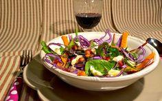 Un piatto per stare bene e depurare il nostro corpo! #insalata #ricette #detox #antiossidanti