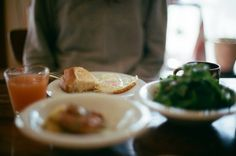 breakfast   Flickr - Photo Sharing Eat Together, Palmiers, People Eating, The Breakfast Club, Film Aesthetic, Simple Pleasures, Food Photography, Dessert Recipes, Meals