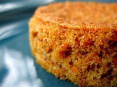 Flourless Carrot Cake for Passover