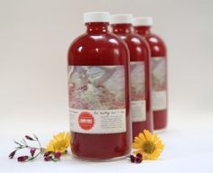Introducing ShamPHree Infused Beauty Vinegar! #hthg #shamphree