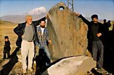 Enormous drogue stone found in the Mountains of Ararat
