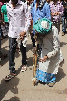 the beggars of ajmer